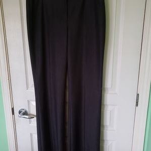 Elie Tahari Business Black Dress Pants Size 10